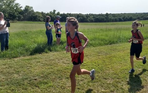 Cross Country at EMS 2017-18