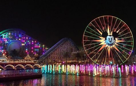 Going to DisneyLand