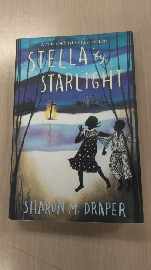 This is a image of the original cover of Stella By Starlight.