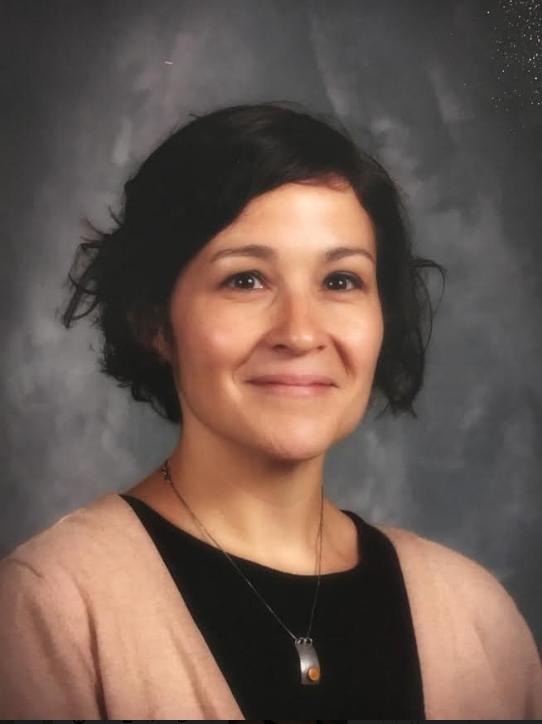 Mrs. Ovsak, Emporia Middle School Librarian