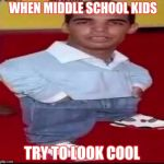 Funny Middle School Memes