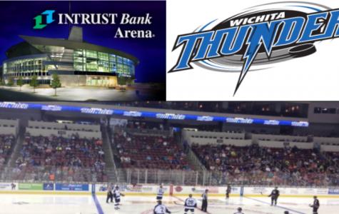 A Wichita Thunder Hockey Game