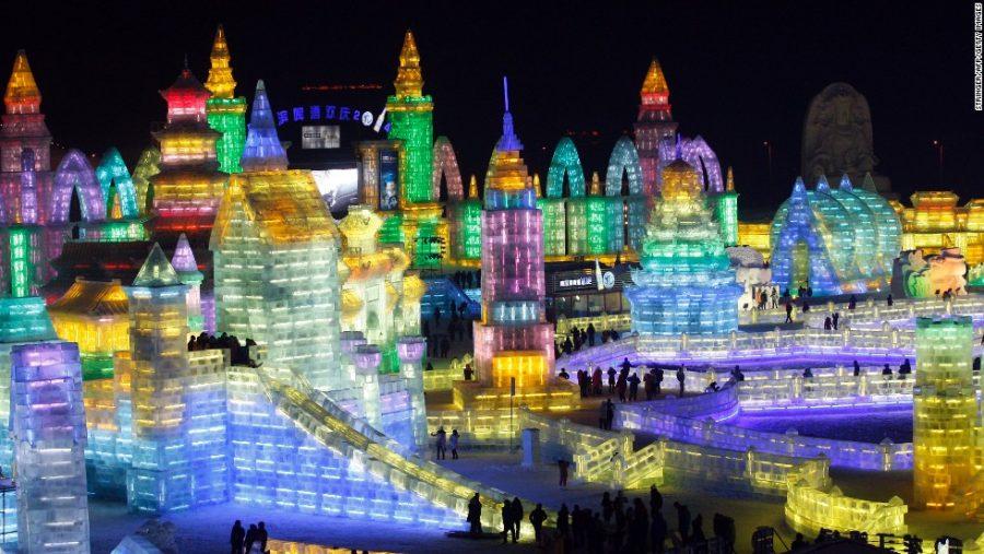 ❄️ Harbin International Ice and Snow Festival! ❄️