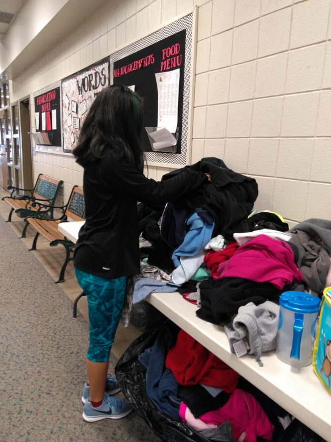 Donating old clothes and toys is a great way to help those less fortunate than you.