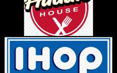 IHop and Huddle House Logos