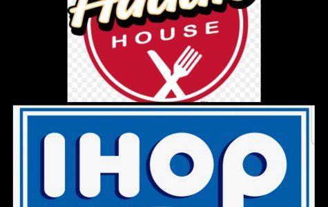 IHop V.S. Huddle House