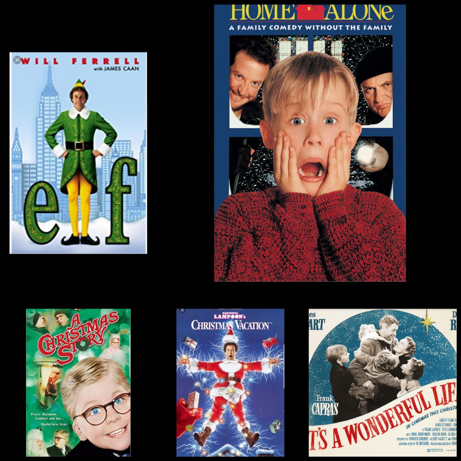 The 5 movies I talked about