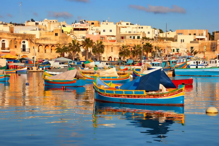 This is a picture of Malta. Source: BULACE Magazine