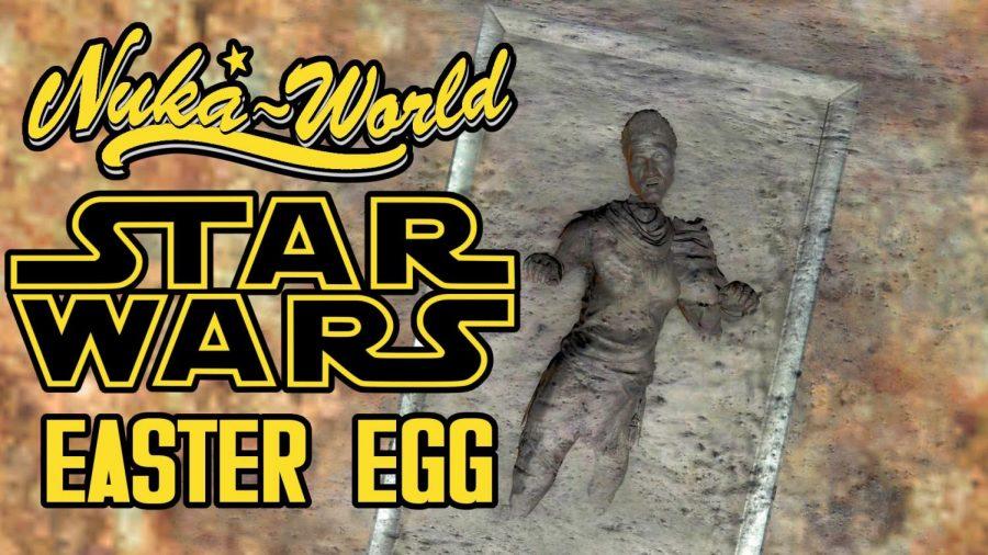 Fallout 4 Han Solo Easter Egg - Nuka World