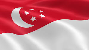 This is Singapore's national flag.