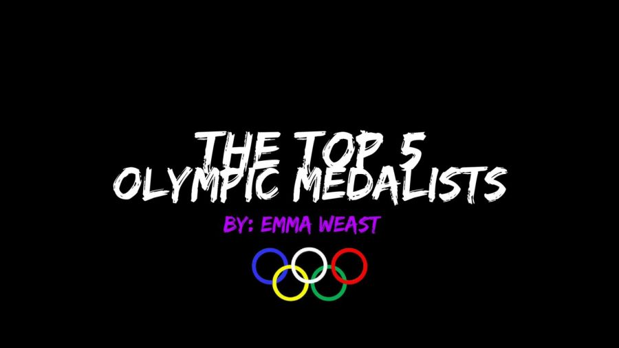 The Topic 5 Olympic Medalists