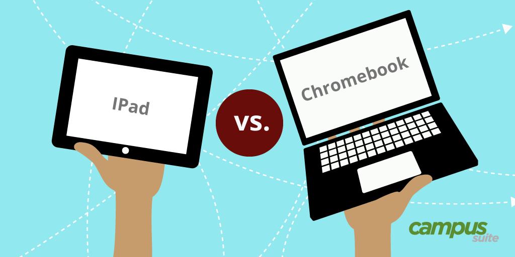 Ipads V.S. Chromebooks  Credit -Campus suite