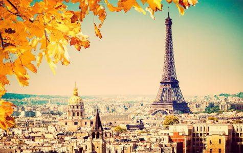 Allons-y Avec Leyna: Food in Paris-Nourriture à Paris