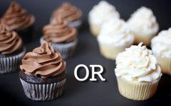 Chocolate vs. Vanilla