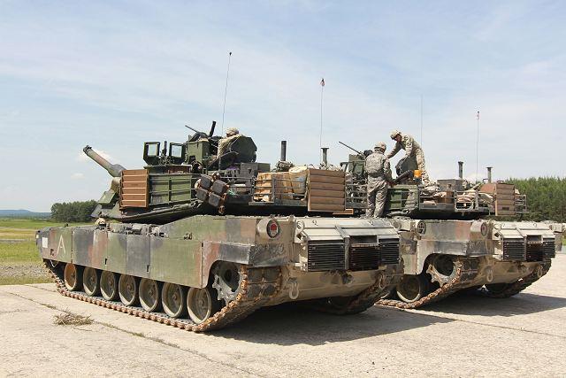 M1A2+Tank