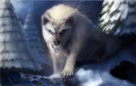 Fantastic Fantasy: Werewolves