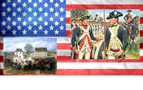 Patriot's Day is where we celebrate soldiers back then that fought in the battle of Lexington and Concord