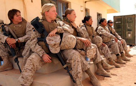 Top 3 Women of the Military