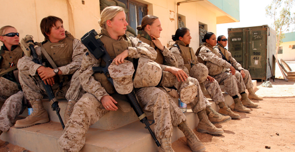 This is just an example of some women who risk their life everyday to save you.