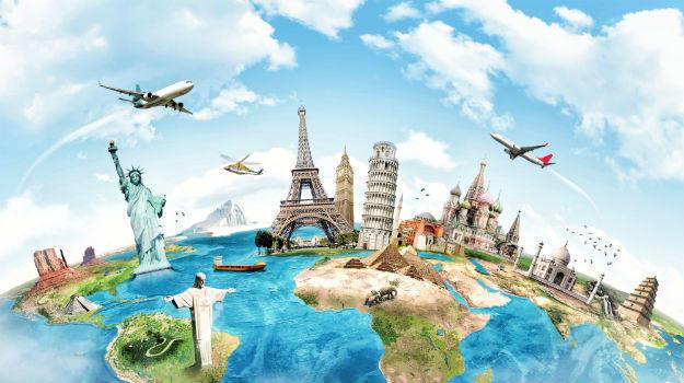 Travel+Around+the+World