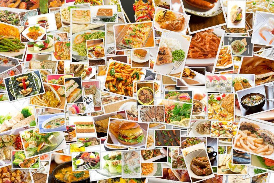 Foods Around The World – EMS Sound