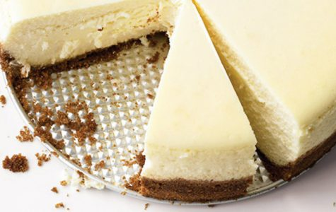 All About My Friend Cheesecake