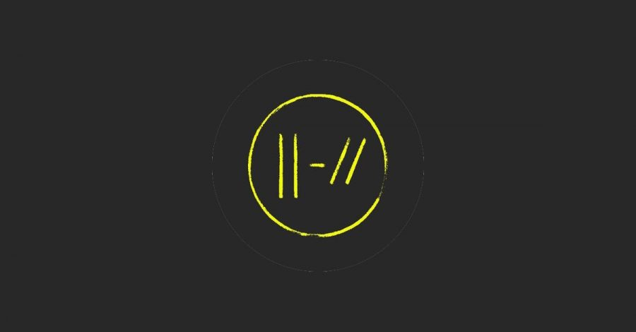 This is Twenty One Pilots logo, they're my favorite group...EVER