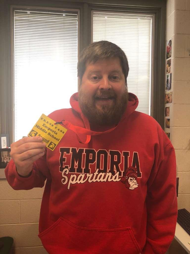 Mr.Hawley, a seventh grade teacher that teaches social studies and the World Studies class.