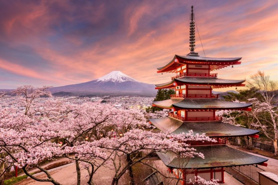 Japan+has+a+beautiful+environment+and+is+very+nice