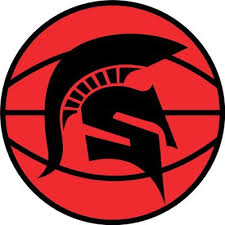The Emporia Spartan basketball symbol