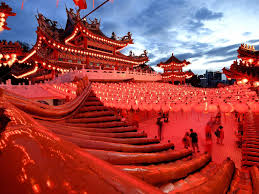 The Lunar New Year is not only for Chinese people it for all around the world too.