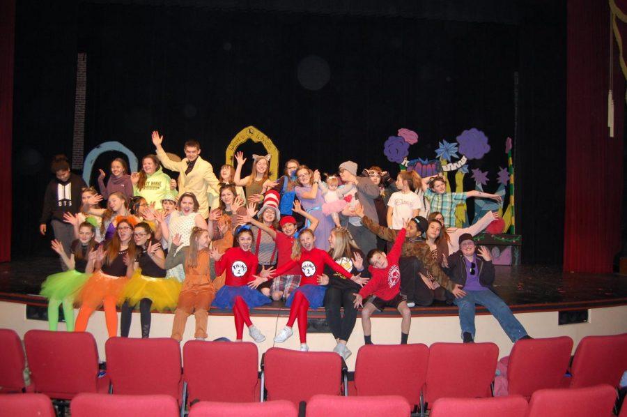 EMS's Seussical Musical Jr.