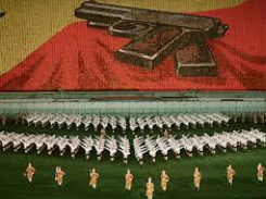 Mass Games in North Korea