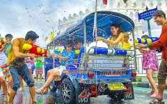 Songkran Thailand's New Year