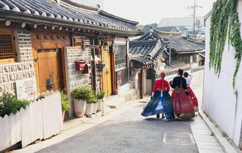 Bukcon Hanok Village. Seoul, South Korea.