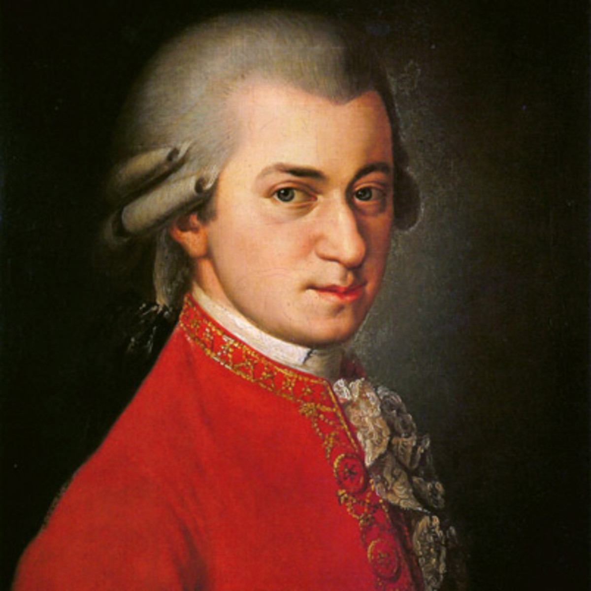 This is Mozart