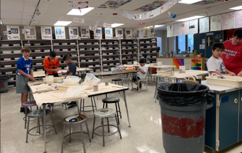 3-D Art with Ms.Oberle