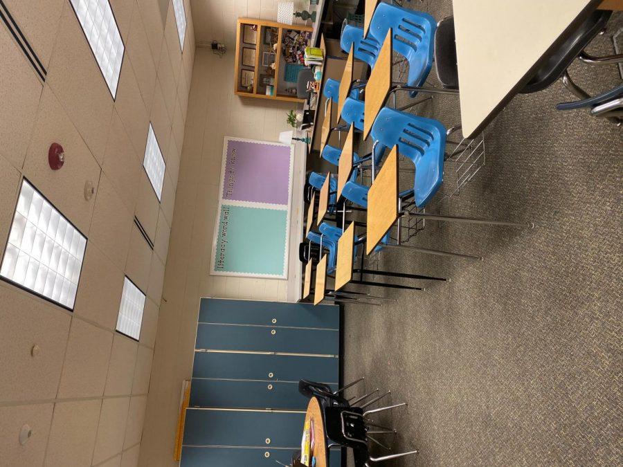 Seventh Grade Room