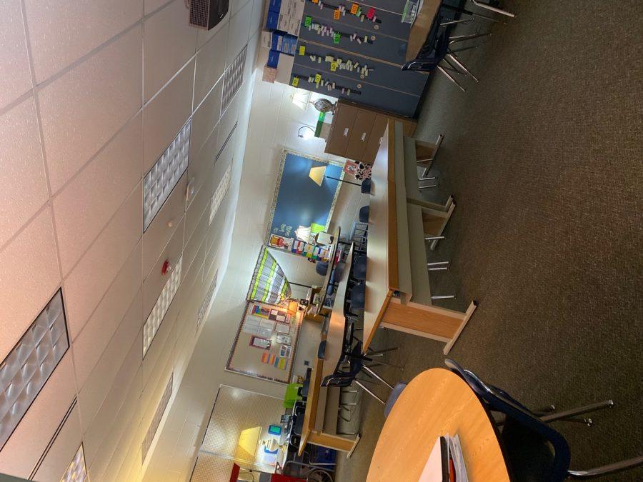 Sixth Grade Room