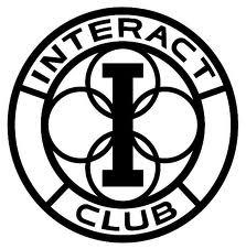 This is the Rotary Interact Club logo.