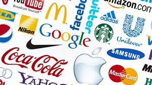 Here are some famous companies that everyone knows about!