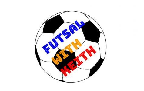 Futsal with Keith