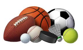 Some sports equipment