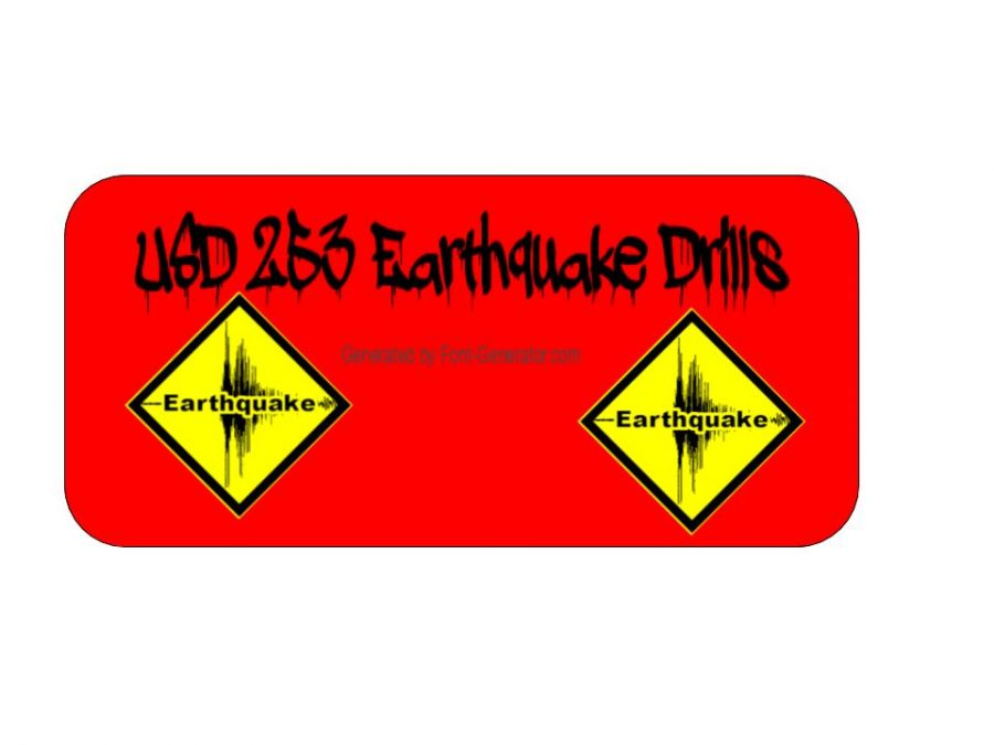 Emporia Schools are starting to do earthquake drills.