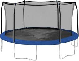 This is what my trampoline looks like.