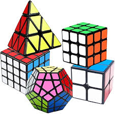 These are Rubik