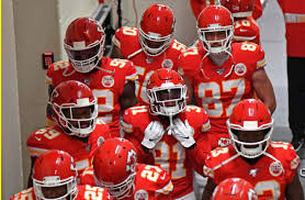 These are the CHIEFS!