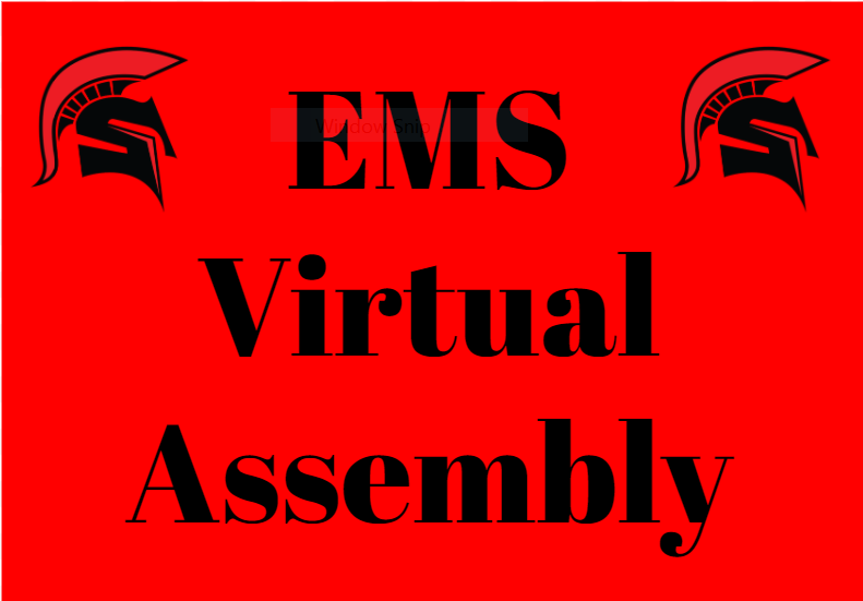 Emporia Middle School recently had a virtual assembly.