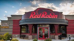 This is Red Robin my favorite restaurant to go to when I