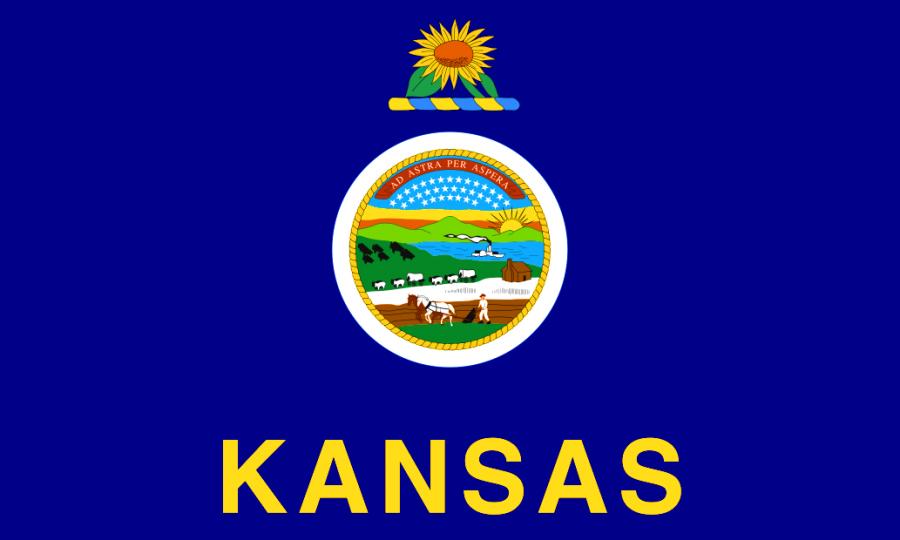 The Kansas Flag